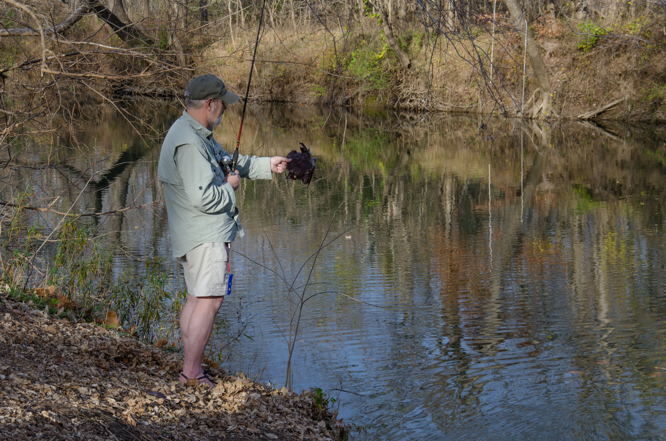 Gary fishing james river springfield missouri 365 317 for James river fishing