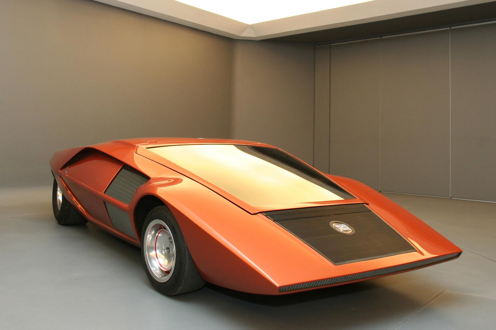 Image: 1970 Bertone Lancia Stratos HF Zero, size: 717 x 478, type ...