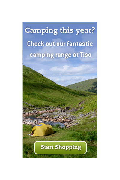Tiso Advertisement & Camping Brochure