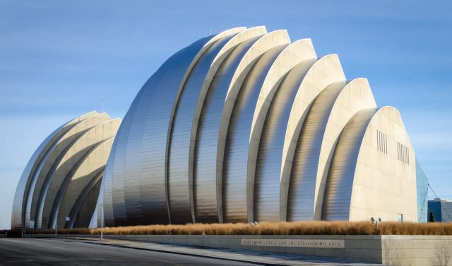 Kauffman Center For The Performing Arts, Kansas City