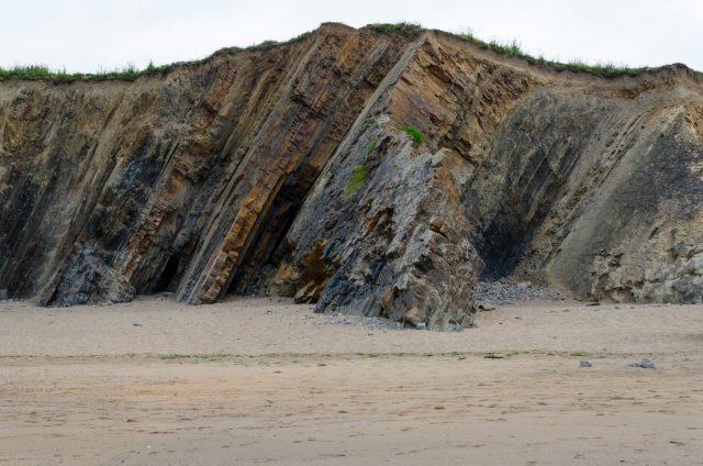 Widemouth Bay Geology