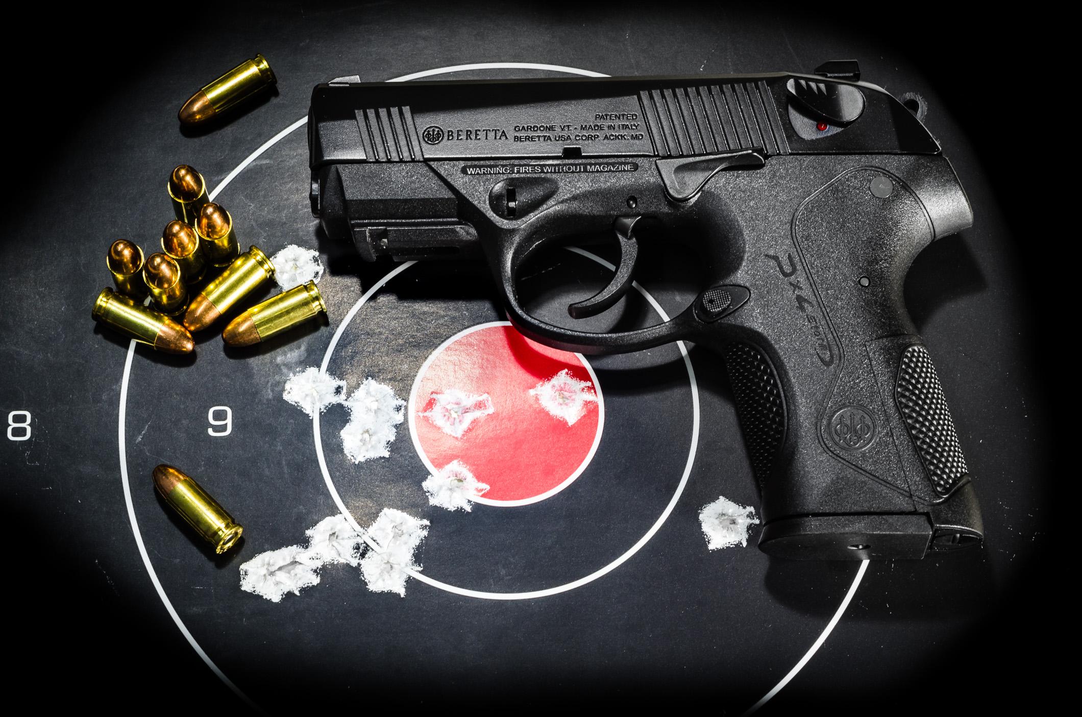 Beretta 9mm PX4 Storm Compact
