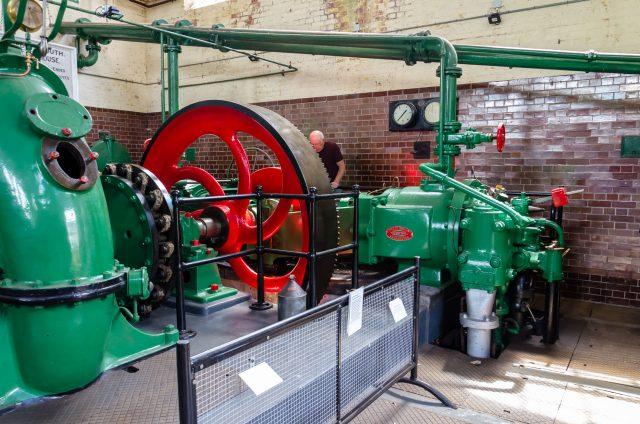 Eastney Gas Engine House