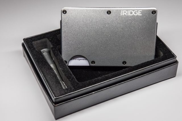 The Ridge Wallet – My minimalist wallet for everyday use