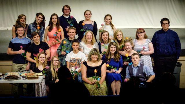 Glendale High School Theater, Senior Recognition