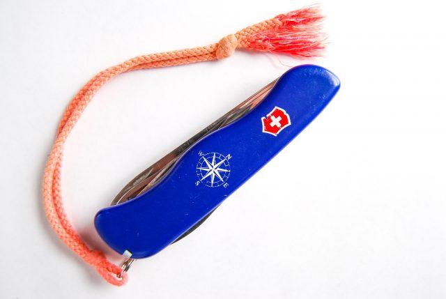 Swiss Navy Knife