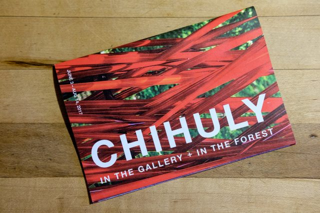 Chihuly – In the Gallery + In the Forest